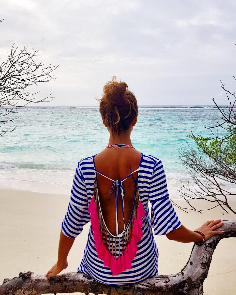 Океан. Мальдивы